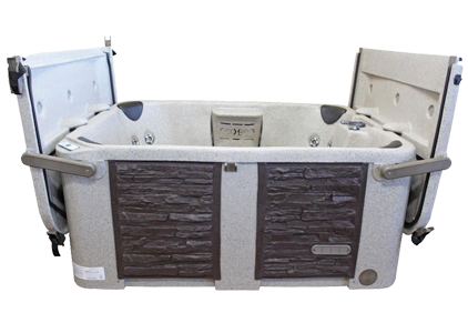 hard cover hot tub covers for hot tub ecospas  diagram spa wiring ecospas #7