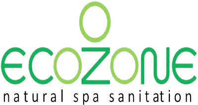 O Ecozone natural spa sanitation logo